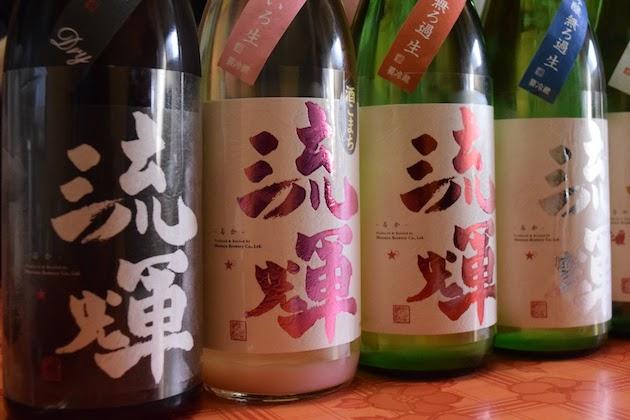 「口の中で絵を描く」果実感の日本酒・流輝、15年の地道な取組みで金賞へ - 群馬県・松屋酒造