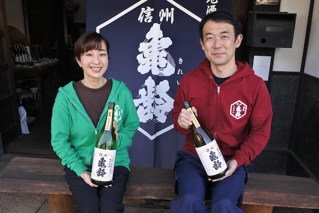 酒蔵が、地域の景観を守るために始めた「酒米オーナー制度」 - 長野県・岡崎酒造(信州亀齢)