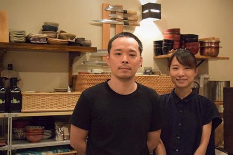 多田 修平さん(オーナーシェフ)