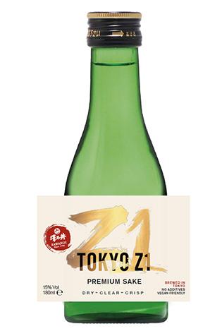 イギリス向け日本酒「Z1」(画像出典:JA全農ウィークリー)