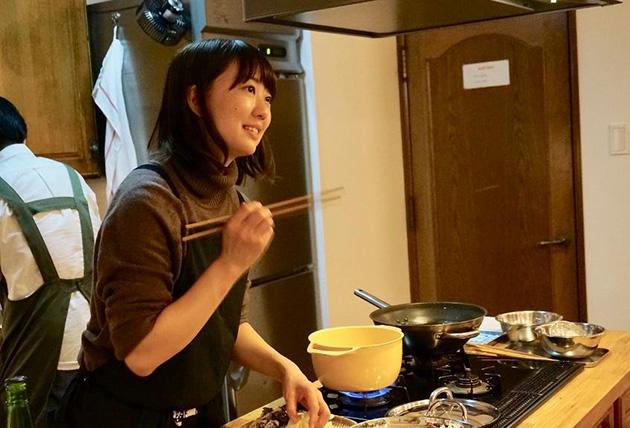 日本酒に真剣になったら、世界が広がった。 - 発酵料理家・真野遥さんインタビュー
