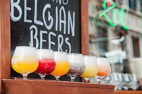 多種多様なベルギービール