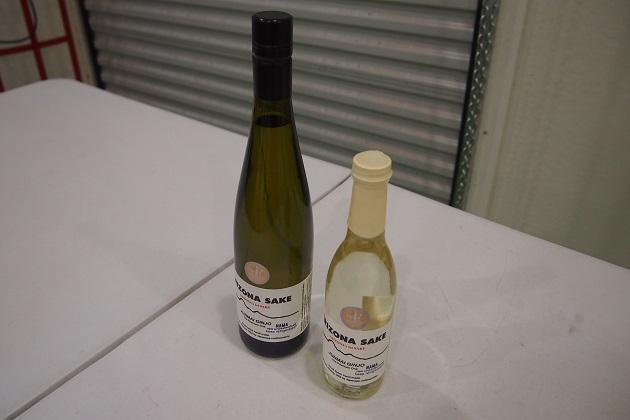 Arizona Sakeの生酒