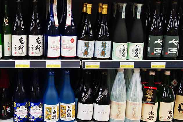 日本酒の適切な保存方法とは?