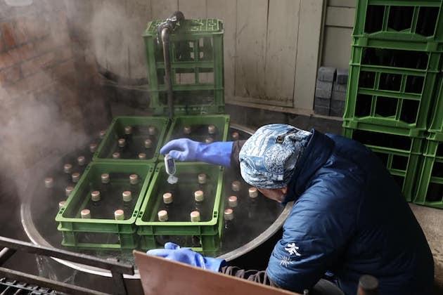 美味しさを長く保つ技術、火入れの進化と日本酒の味わい - 火入れを学ぶ