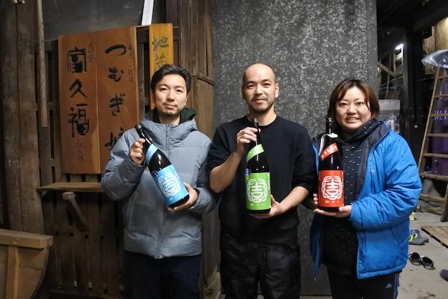 常陸杜氏一期生の酒造り(2)浦里杜氏のこだわりは「麹造りは自分だけで」 - 茨城県・結城酒造